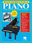 Teach Yourself to Play Piano Cover Image