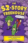 The 52-Story Treehouse (13-Story Treehouse) Cover Image