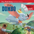 Dumbo Read-Along Storybook and CD Cover Image