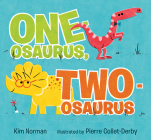 One-osaurus, Two-osaurus Cover Image