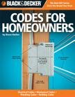 Black & Decker Codes for Homeowners: Electrical Codes, Mechanical Codes, Plumbing Codes, Building Codes Cover Image