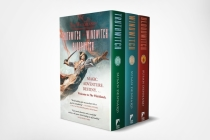 Witchlands Boxed Set: (Truthwitch, Windwitch, Bloodwitch) (The Witchlands) Cover Image