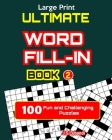 Ultimate WORD FILL-IN Book 2 Cover Image