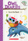 Eva at the Beach: A Branches Book (Owl Diaries #14) Cover Image