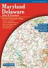 Map-MD/del Atlas & Gazetteer 4 (Maryland) Cover Image