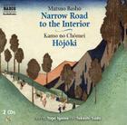 The Narrow Road to the Interior/Hojoki Cover Image