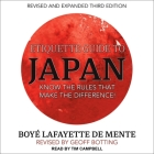 Etiquette Guide to Japan Lib/E: Know the Rules That Make the Difference! Cover Image