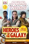 DK Reader L2 Star Wars the Last Jedi Heroes of the Galaxy Cover Image