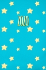 2020: Your personal organizer 2020 with cool pages of life - personal organizer 2020 - weekly and monthly calendar for 2020 Cover Image