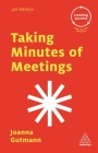 Taking Minutes of Meetings (Creating Success) Cover Image