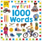 Priddy Learning: My First 1000 Words: A photographic catalog of baby's first words Cover Image