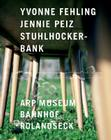 Yvonne Fehling & Jennie Peiz: Stuhlhockerbank Cover Image