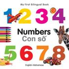 My First Bilingual Book-Numbers (English-Vietnamese) (My First Bilingual Books) Cover Image