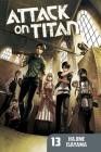 Attack on Titan 13 Cover Image