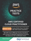 AWS Certified Cloud Practitioner Practice Tests Cover Image