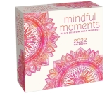 Mindful Moments 2022 Day-to-Day Calendar: Daily Wisdom That Inspires Cover Image
