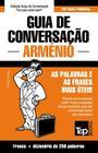 Guia de Conversação Português-Arménio e mini dicionário 250 palavras Cover Image