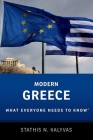 Modern Greece: What Everyone Needs to Know(r) Cover Image
