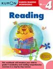 Grade 4 Reading (Kumon Reading Workbooks) Cover Image