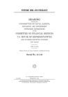 Systemic risk and insurance: hearing before the Subcommittee on Capital Markets, Insurance, and Government Sponsored Enterprises of the Committee o Cover Image