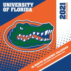 Florida Gators 2021 12x12 Team Wall Calendar Cover Image