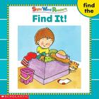 Sight Word Readers: Find It! (Sight Word Library) Cover Image