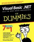 Visual Basic .Net All in One Desk Reference for Dummies Cover Image