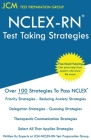 NCLEX-RN - Test Taking Strategies: Free Online Tutoring - New 2020 Edition - The latest strategies to pass your NCLEX-RN. Cover Image