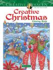 Creative Haven Creative Christmas Coloring Book (Creative Haven Coloring Books) Cover Image