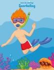 Livre de coloriage Snorkeling 1 Cover Image