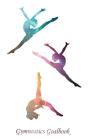 WAG Gymnastics Goalbook: (galaxy cover) Cover Image