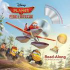 Planes: Fire & Rescue Read-Along Storybook and CD Cover Image