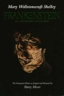 Frankenstein: Or, the Modern Prometheus, The Pennyroyal edition Cover Image