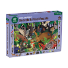 Woodland Forest Search & Find Puzzle Cover Image
