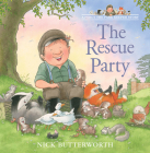 The Rescue Party (a Percy the Park Keeper Story) Cover Image