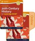 Complete 20th Century History for Cambridge Igcse Print & Online Student Book Cover Image