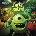 Party Central (Disney/Pixar Monsters University) Cover Image