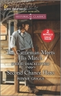 The Cattleman Meets His Match & Second Chance Hero Cover Image