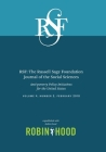 RSF: The Russell Sage Foundation Journal of the Social Sciences: Anti-poverty Policy Initiatives for the United States Cover Image