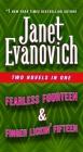 Fearless Fourteen & Finger Lickin' Fifteen: Two Novels in One (Stephanie Plum Novels) Cover Image