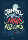 Cuentos de Buenas Noches Para Niñas Rebeldes = Good Night Stories for Rebel Girls Cover Image