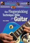 The Fingerpicking Technique Bible for Guitar Cover Image