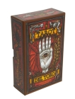 Tarot del Toro: A Tarot Deck and Guidebook Inspired by the World of Guillermo del Toro Cover Image