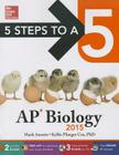 5 Steps to a 5 AP Biology [With CDROM] Cover Image
