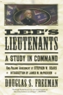 Lee's Lieutenants Third Volume Abridged: A Study in Command Cover Image