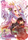 No Game, No Life Vol. 1 (Manga Edition) (No Game, No Life (Manga) #1) Cover Image