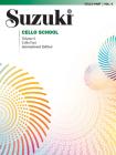 Suzuki Cello School, Vol 6: Cello Part Cover Image