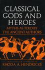 Classical Gods Heroe Cover Image