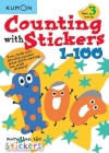 Counting with Stickers 1-100 Cover Image