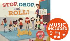 Stop, Drop, and Roll! (Fire Safety) Cover Image